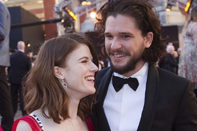 Kit Harington nega di aver tradito Rose Leslie: 'Accuse completamente false'