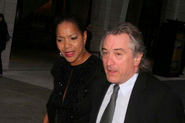 Robert De Niro si separa dalla moglie dopo vent'anni d'amore