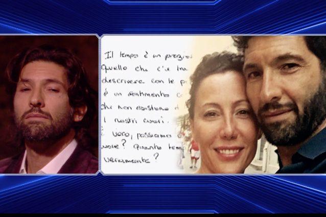 GF VIP: Andrea Mainardi pensa (troppo) alla compagna Anna Tripoli