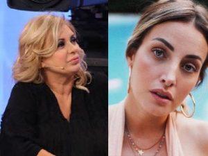 L'appello di Tina Cipollari a Maria De Filippi: Fammi