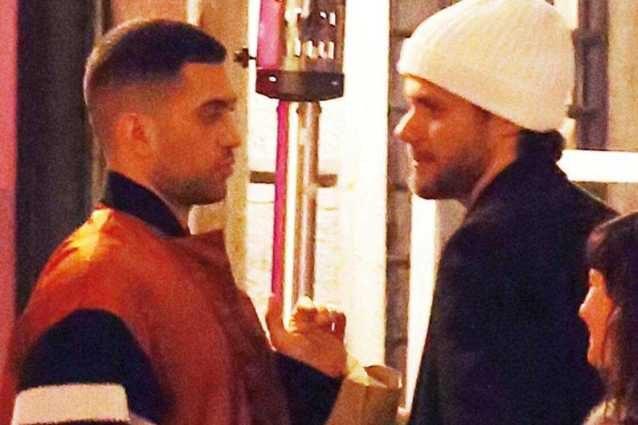 """Mahmood vicino a Lorenzo Tobia Marcucci, su Chi: """"Stanno insieme ..."""