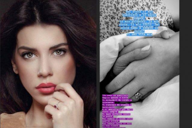 Lutto per l'ex gieffina Maria Falconieri, il post su Instagram