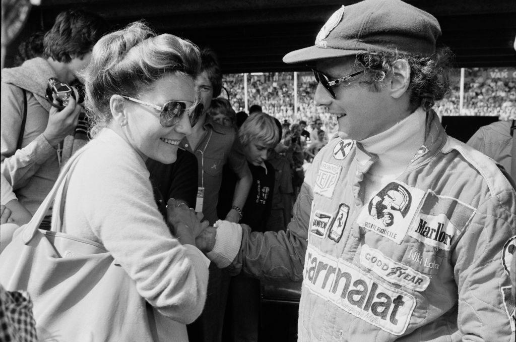 Gli amori di Niki Lauda: due matrimoni e cinque figli, Marlene Knaus ...