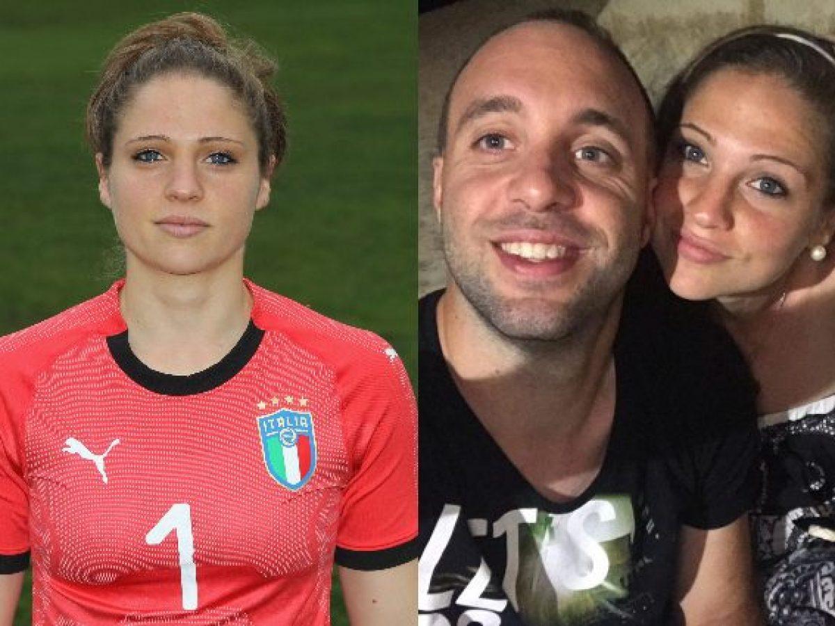 Chi è Cristian Cottarelli, fidanzato del portiere della Nazionale Italiana  Femminile Laura Giuliani