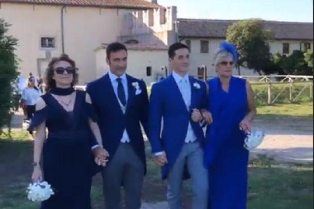 Vincenzo Mingolla di Amici ha sposato il suo compagno Andrea, tra ...
