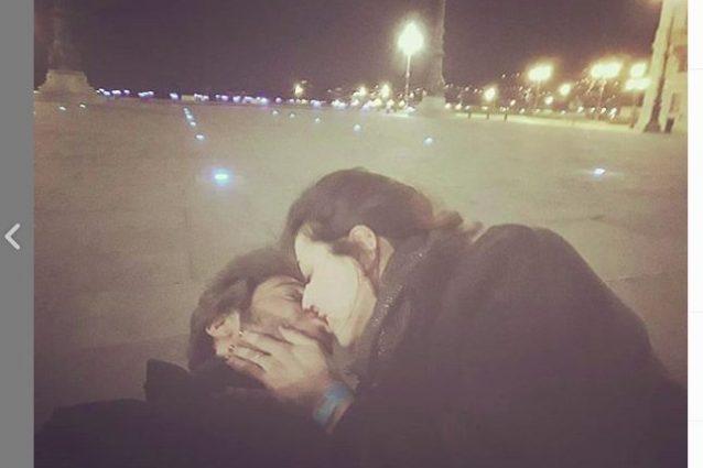 """Lino Guanciale insultato per un bacio con la fidanzata: """"Pressioni ai ..."""