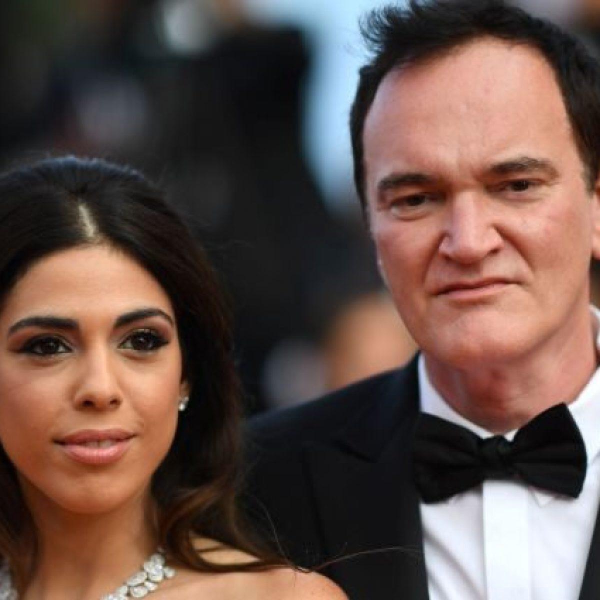 Quentin Tarantino Padre A 56 Anni La Moglie Daniella Pick è