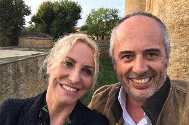 Chi è Vittorio Garrone, imprenditore e compagno di Antonella