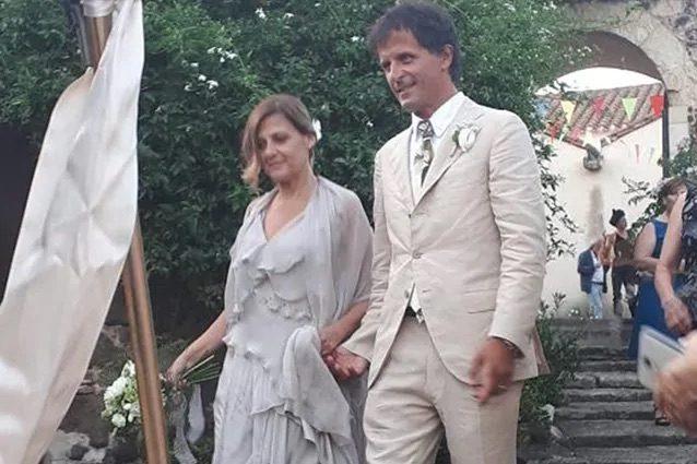 Chi è Lorenzo Doni, il marito di Irene Grandi