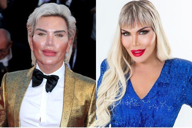Il Ken umano diventa Barbie: