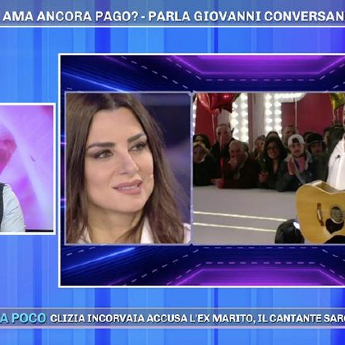 Giovanni Conversano attacca Serena Enardu: È malata di