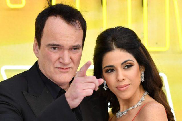 Quentin Tarantino è diventato papà a 56 anni, suo figlio è n
