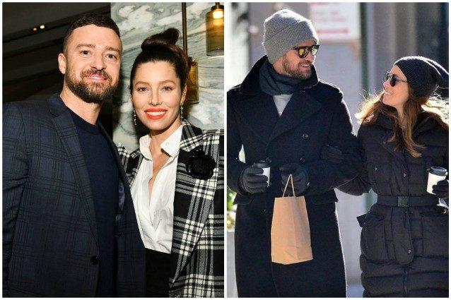 Justine Timberlake e Jessica Biel sempre più innamorati dopo
