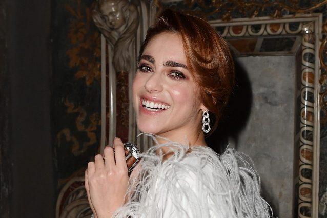 Miriam Leone è fidanzata con il musicista Paolo Cerullo, ma