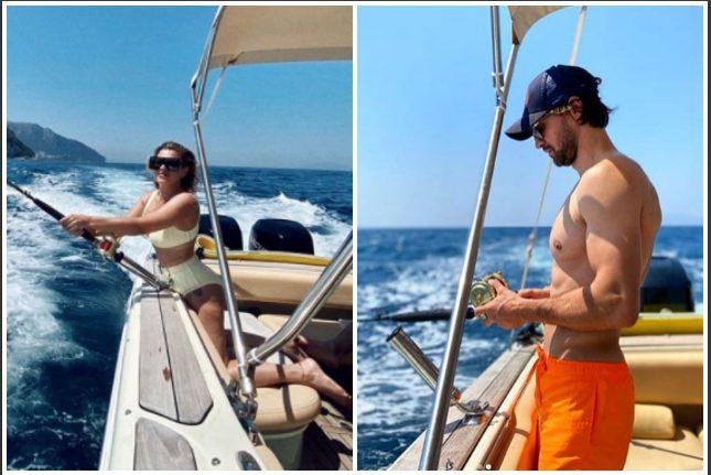 Emma Marrone e il modello Nikolai Danielsen, le foto di un'altra ...