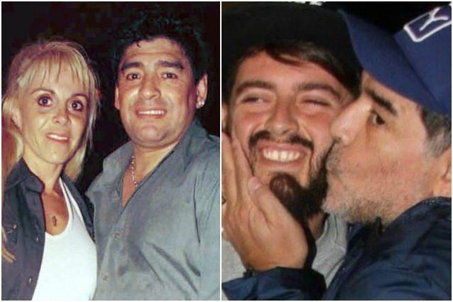La vita privata di Diego Armando Maradona: la moglie, gli amori e i ...