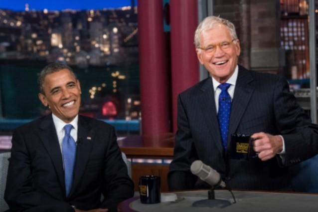 David Letterman dirà presto addio al suo show, il 20 maggio 2015 l'ultima puntata