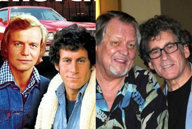 Starsky & Hutch ieri e oggi, che fine hanno fatto i due ...