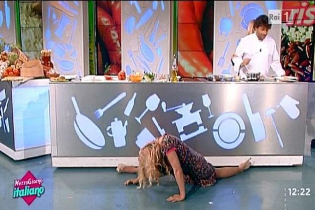 """Lisa Fusco dopo la caduta: """"Ho un gomito rotto, e c'è pure chi dice che ho fatto finta"""""""
