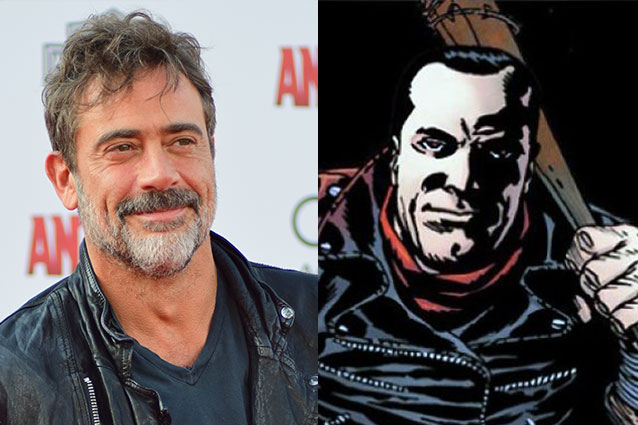 The Walking Dead 6 ha il suo Negan: è Jeffrey Dean Morgan
