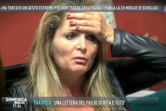 """Rita Bonaccorso sul tentato suicidio: """"Vogliono togliermi la casa, la mia vita distrutta"""""""