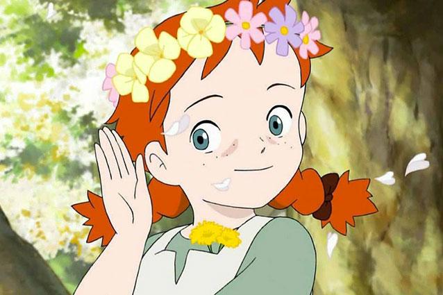 Anna dai capelli rossi diventa una serie tv con attori in