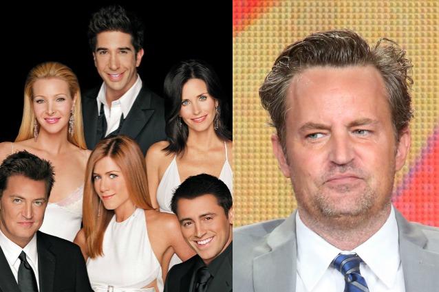 Matthew Perry spezza il cuore ai fan: Non parteciperò alla ...