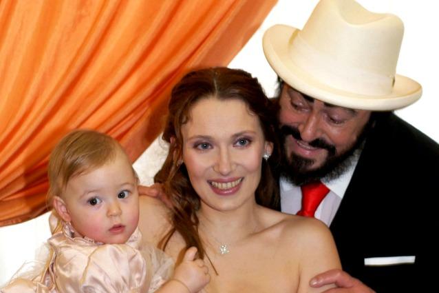 Nicoletta mantovani prima di morire luciano pavarotti ha for Nicoletta mantovani pavarotti