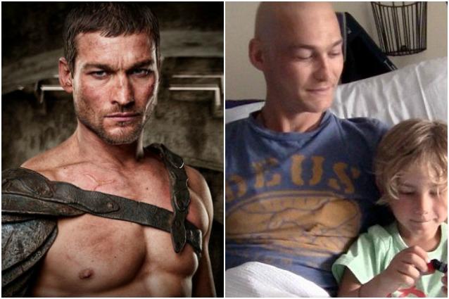 Un film ricorda Andy Whitfield di 'Spartacus', morto a 39 anni di cancro