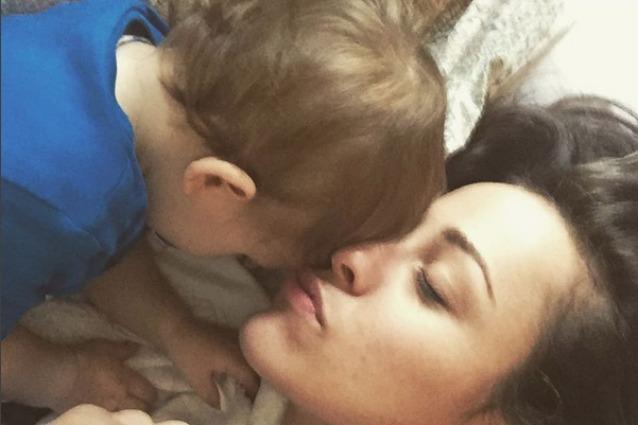 La nuova vita di Teresanna Pugliese, da ex tronista a mamma del piccolo Francesco