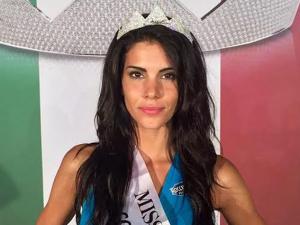 Chi è Francesca Serra, la tentatrice ex Miss Italia che vuole uscire con Fabio Ferrara