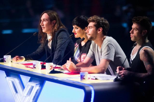 X-Factor 2016: ecco le categorie dei giudici Fedez, Arisa, Manuel Agnelli e Alvaro Soler