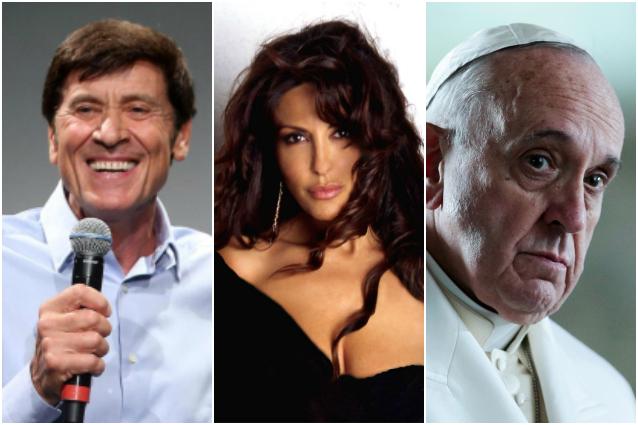 Fiction Canale 5 2016/17: Gianni Morandi, Papa Francesco e il ritorno di Sabrina Ferilli