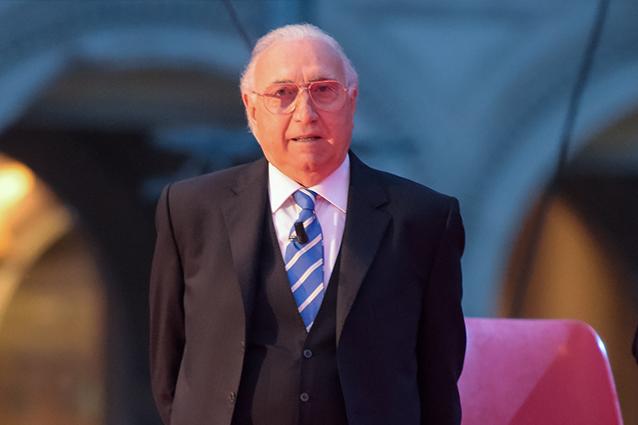 """Pippo Baudo torna a """"Domenica In"""", andrà in onda dopo """"L'Arena"""" di Massimo Giletti"""