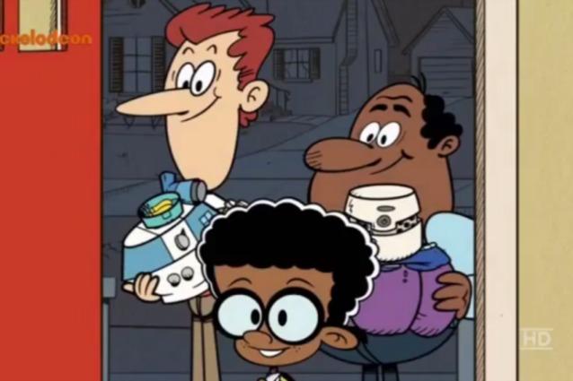 """Una coppia di genitori gay in un cartone animato: è la rivoluzione di """"A casa dei Loud"""""""