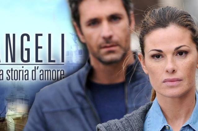 """Canale 5 vince gli ascolti grazie al film tv """"Angeli"""" con Raoul Bova e la Incontrada"""