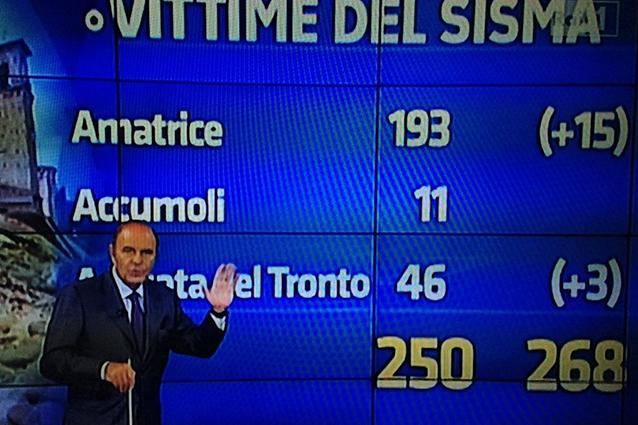 La tv del dolore di Bruno Vespa crolla, la speculazione infastidisce gli spettatori
