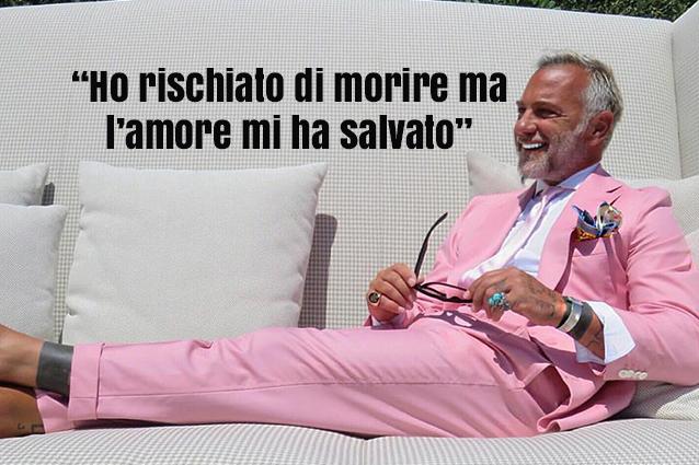 Cabina Armadio Gianluca Vacchi : Gianluca vacchi a matrix né alcol o droghe ma non mi impongo come