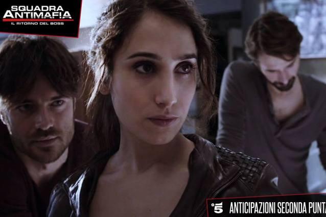 Anticipazioni Squadra Antimafia 8, terza puntata del 22 settembre: il tesoro di Rosy Abate