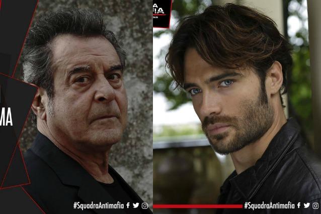 'Squadra Antimafia 8' – Berruti ed Ennio Fantastichini i nuovi 'Calcaterra e Rosy Abate'