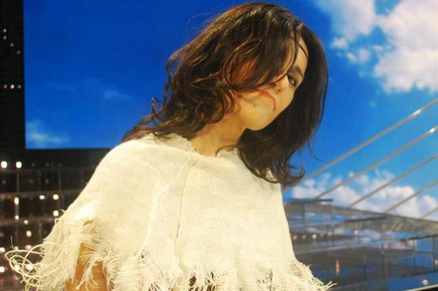 Lorenza Mario è Elisa, la prova più complessa della settimana