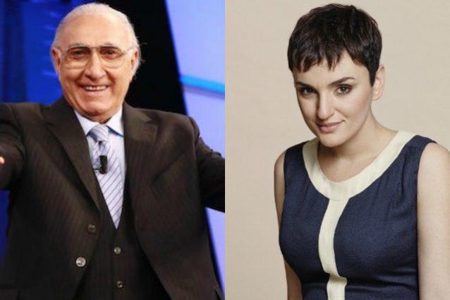"""Arisa aspetta la Domenica In di Pippo Baudo e Chiara Francini: """"Lo meritano"""""""