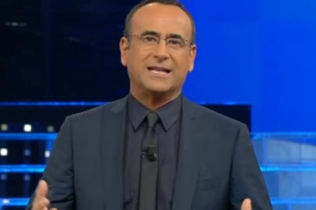"""Carlo Conti: """"Questa non è la finale, faremo una puntata in più"""""""