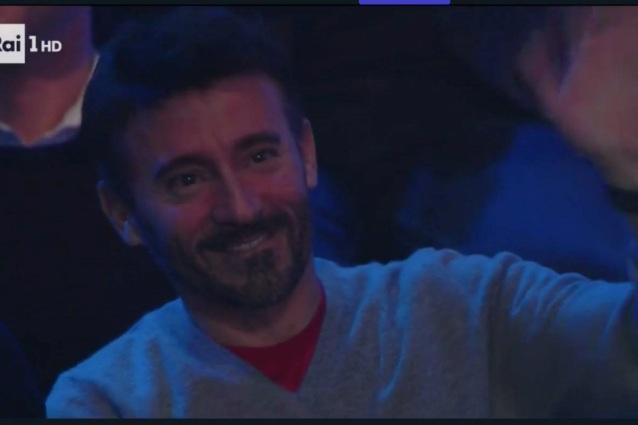 "Max Biaggi a ""Tale e Quale Show"""