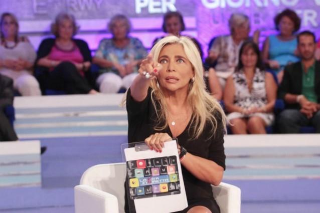 """Mara Venier ritorna in Rai: """"Show in prima serata al fianco di Fabrizio Frizzi"""""""