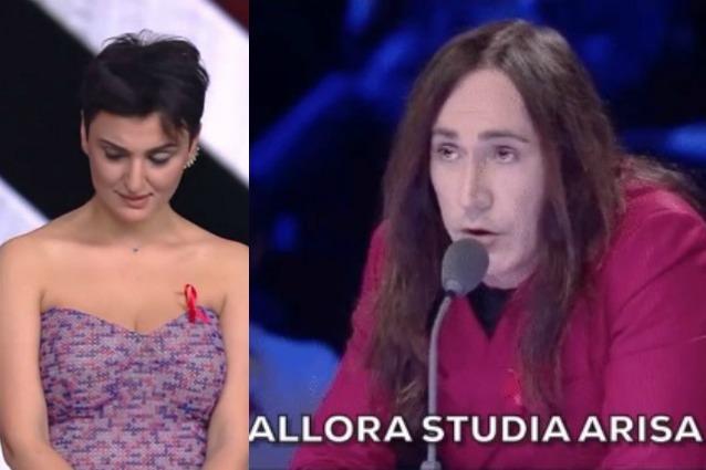 """Manuel Agnelli litiga con Arisa a X Factor: """"Studia di più"""". Lei replica: """"Saccente"""""""