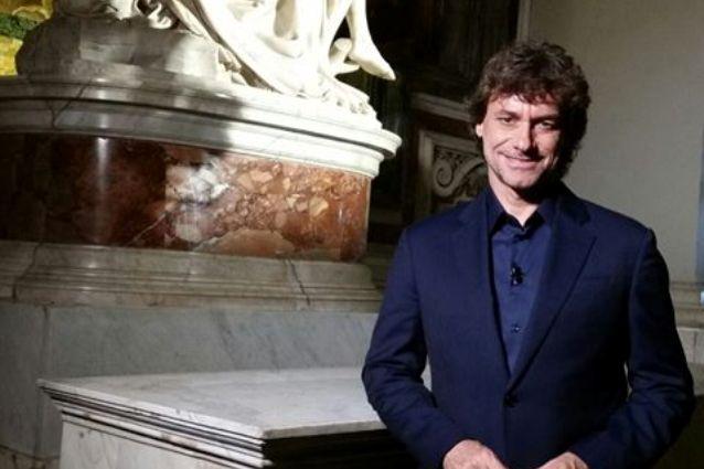 """In 6 milioni per 'Stanotte a San Pietro', Alberto Angela: """"Traguardo sensazionale"""""""