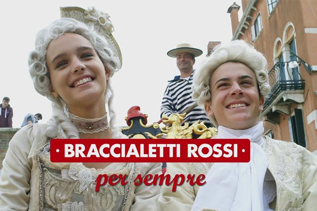 """""""Braccialetti Rossi"""" chiude con 4.8 mln di spettatori, calo netto rispetto a un anno fa"""