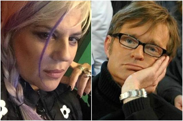 """Rissa a Domenica Live su Lemme, Facci: """"Manuela Villa m'ha rotto gli occhiali, me ne vado"""""""