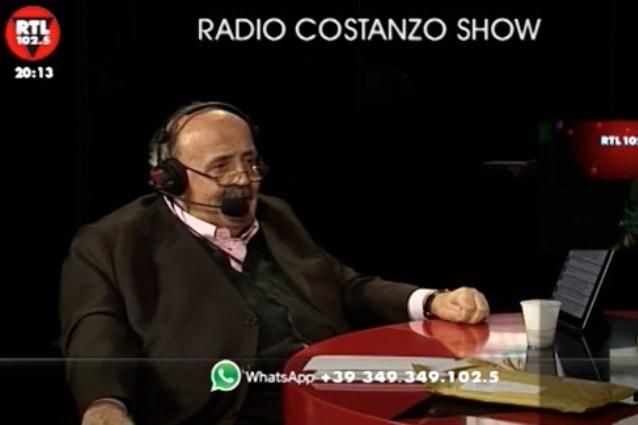 """Maurizio Costanzo lascia RTL 102.5: """"La nostra richiesta non ha incontrato il suo assenso"""""""